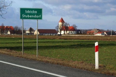 Batalia o polsko-niemieckie nazwy miejscowości
