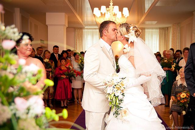 Luksusowe wesele pełne niespodzianek