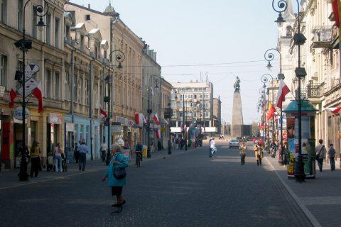 Łódź – kiedyś i dziś
