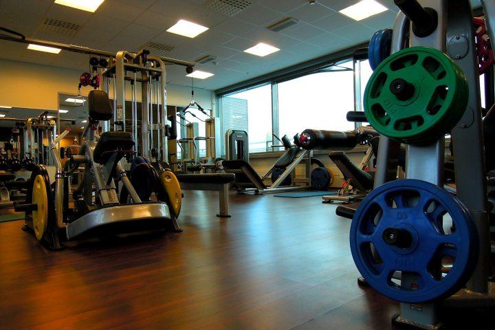 Sprzęt w siłowni