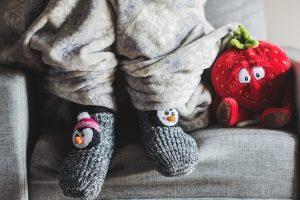 Jak dbać o stopy na przełomie zimy i wiosny?