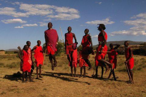 Przedmioty obrzędowe prosto z Afryki